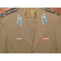 С 1 рубля!Китель и брюки ст.лейтенанта ВВС СССР.