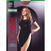 Колготки Conte Prestige 20 Den, р-р 5 (mocca, bronz, natural) - 5 шт.
