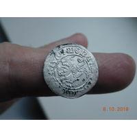 Полугрош 1510 г. Сигизмунд - 1