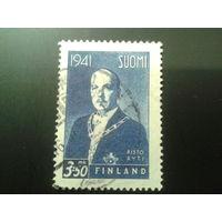 Финляндия 1941 президент страны