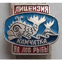Лицензия на лов рыбы