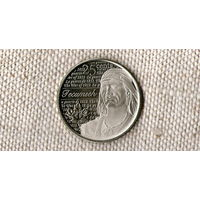Канада 25 центов 2012 Текумсе  //(Ок)