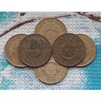 Коста-Рика 100 колон. Инвестируй выгодно в монеты планеты!