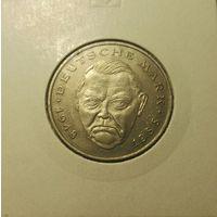 2 марки 1989 Германия