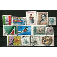 Италия - 1971 - 13 марок. Гашеные. Старт с 5 коп. (Лот 9o)
