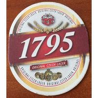 Подставка под пиво 1795