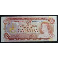 Канада, 2 доллара 1974 год #P86a