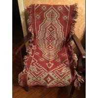 Накидка накидки на кресло СССР шерсть 70-е гг ширина 50 см, длинна 140 см (цена за одно)