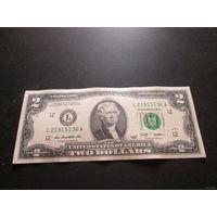2 доллара США 2009 г., L 21915136 A, AU