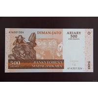 Мадагаскар 500 ариари 2004 UNC