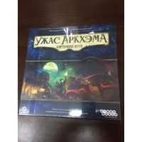 Ужас Аркхэма. Карточная игра (Arkham Horror. The Card Game)