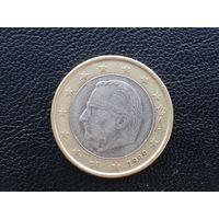 Бельгия 1 евро 1999 г.