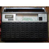 Радиоприемник ВЭФ-СПИДОЛА-232.Рабочий
