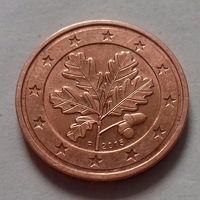 2 евроцента, Германия 2015 F, AU