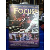 DVD. Focus. Masters from the vaults.