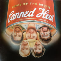 Canned Heat, Kings Of The Boogie, LP 1981