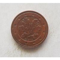 2 евроцента 2013 Германия G