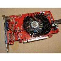 Видеокарта NVIDIA GeForce 7600GT PCI-E 256MB DD3 TV-OUT DVI