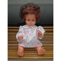 Винтажная кукла W.Zapf
