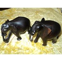 Слон деревянный, 1 шт