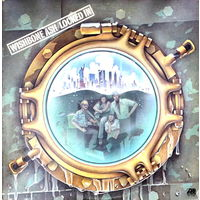 Wishbone Ash, Locked In, LP 1976