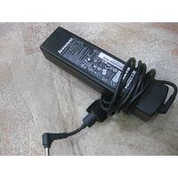 Lenovo зарядное оригинал ADP-90dd b 20V-4.5a-90W