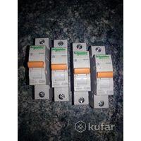 SCHNEIDER ELECTRIC BA63 C25 4,5КА(болгария)