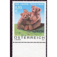 Австрия. 100 лет плюшевого мишки