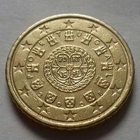 50 евроцентов, Португалия 2008 г.