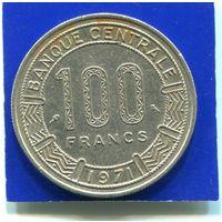 Камерун 100 франков 1971