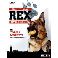 Комиссар Рекс / Kommissar Rex. 16 сезонов полностью. (25 двд) Скриншоты внутри.
