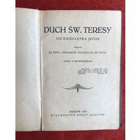 Duch Sw. Teresy 1925 год
