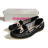 Туфли-балетки-лодочки Graceland, абсолютно новые, супер мягкие и удобные, пр-во Польша, р-р 38