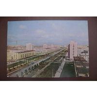 Мазелев Р.(фото), Ленинград. Ново-Измайловский проспект; 1967, чистая (Лениздат).