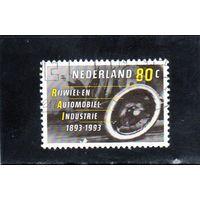 Нидерланды.Ми-1461.Автомобили. Серия: RAI (Международная автомобильная индустрия) 1993.