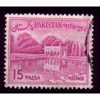 1 марка 1962 год Пакистан 183