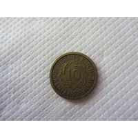Германия 10 пфеннигов