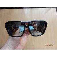 Очки солнцезащитные зеркальные Dragon