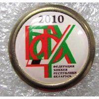 Федерация хоккея РБ. 2010 г.