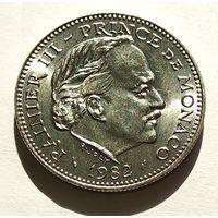 Монако 5 франков, 1982 5-5-1