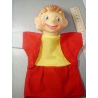 Кукла Буратино, театральная, на руку