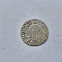 Грош 1545. Пруссия. Альбрехт Бранденбургский
