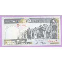 Иран 500 риалов UNC
