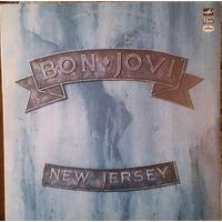 Bon Jovi - New Jersey, LP
