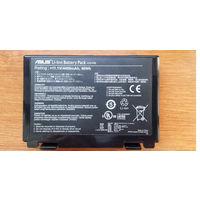 Аккумуляторная батарея ноутбука ASUS K50 I . (Оригинал) . На опыты ! Читаем  описание !