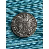 Португалия 400 рейс 1807 г.