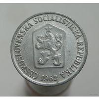 10 геллеров 1962 Чехословакия