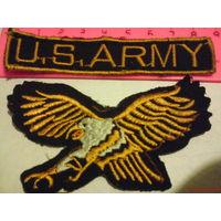 Нашивки US ARMY