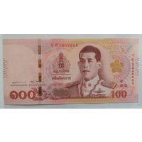 Таиланд 100 бат 2018 (ПРЕСС)