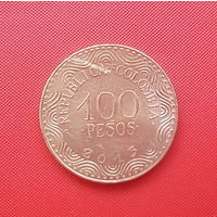 65-17 Колумбия, 100 песо 2013 г.